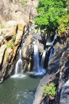 Little Millstream Falls (part of) Atherton Tablelands, North Queensland, Australia