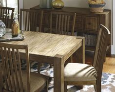 With #Thanksgiving only one month away now is the time to think about seating for all of your family and friends!  Behar's Furniture has a great selection of dining tables to fit any room size and decor on sale now.  Don't wait too long. You don't want your guests enjoying their turkey dinner outside in the cold.