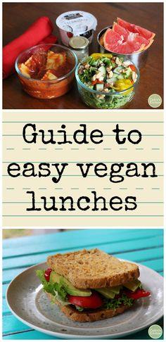 Vegan meals don't ha
