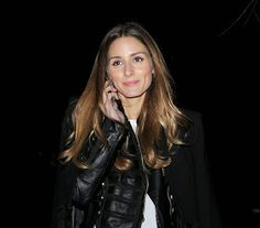 THE OLIVIA PALERMO LOOKBOOK By Marta Martins: London Fashion Week 2014 : Olivia Palermo