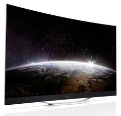 LG 4K 65 | LG's new 65-inch & 77-inch OLED televisions are the first 4K OLED TVs to hit the market. Both feature Ultra HD 4K resolution, with four times the pixels of standard HD. OLED is Organic Light Emitting Diode, a new technology that offers significant image quality improvement over both LCD & Plasma displays.