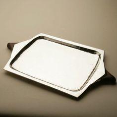 Antonio Pineda Large Sterling Silver Tray
