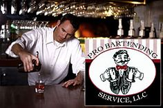 Professional Bartending Service, LLC -My Bar Service for the wedding