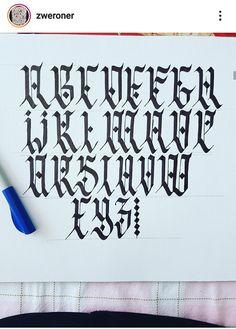 #zweroner #calligraphie #art #alphabet # Letter N, Alphabet, Art Deco, Arabic Calligraphy, Words, Instagram, Calligraphy, Alpha Bet, Arabic Calligraphy Art