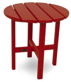 Cheap POLYWOOD RST18SR Round 18 Side Table Sunset Red https://bestpatiofurniture.review/cheap-polywood-rst18sr-round-18-side-table-sunset-red/