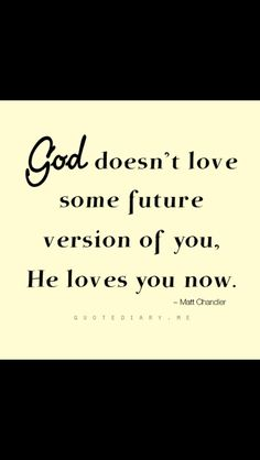 ❤️️️️️Christian Quotes ~ God loves you