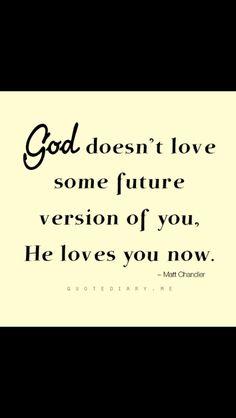 God's true love