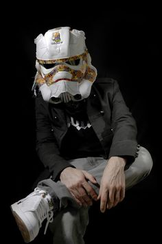 Star Wars X Adidas X Freehand Profit – SneakerTrooper Helmet « The Hip Hop Nerd by Freehand Profit