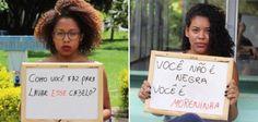 """13 Imagens que mostram que """"não existe racismo no Brasil"""""""