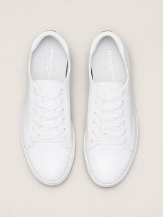 9e24b4b67770d Kam Leather Sneaker Kenneth Cole New York | 9 Plain White Sneakers  Fashionistas Love, check