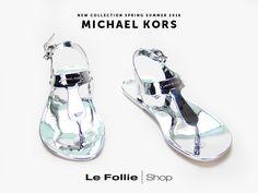#Michael #Kors - Low sandal