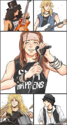 Guns And Roses Wallpaper, Rose Wallpaper, Axl Rose, Slash Guns N Roses, Guns N' Roses, Sweet Child O'mine, Roses Quotes, Roses Lyrics, Rock Poster
