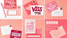 Let your spouse, kids, or bestie know how much you love them with these love letters made using the Cricut! A great Valentine's Day idea—though you can always remind someone of that you care year round! Great Valentines Day Ideas, Valentines Day Hearts, Valentines Diy, Date Night Dinners, Over It Quotes, First Day School, Design Home App, Best Appetizers, Valentine's Day Diy