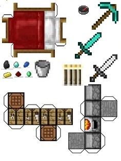 minecraft - Explore the best and the special ideas about Minecraft Houses Minecraft Party, Creeper Minecraft, Minecraft Room, Minecraft Crafts, Minecraft Projects, Minecraft Furniture, Minecraft Skins, Minecraft Houses, Minecraft Pixel