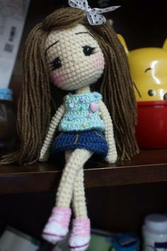 Crochetdoll ♡