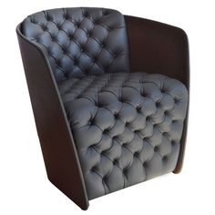 Sir Chair by Carlo Colombo | From a unique collection of antique and modern armchairs at http://www.1stdibs.com/furniture/seating/armchairs/