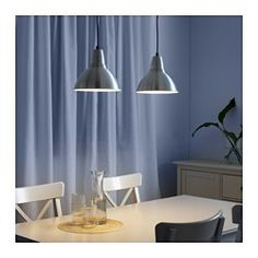 IKEA - FOTO, Pendant lamp, , Gives a directed light; good for lighting up for example dining tables or bar tops.