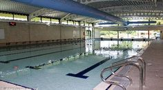 Gyoury Self Partnership - Our Work Fabric Duct for Swimming Pools