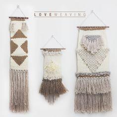 T telares Love Weaving