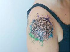 Baris Yesilbas tattoo
