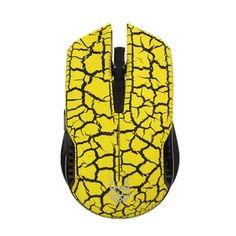 Mua Wireless 2.4GHz Silent Noiseless Gaming Mouse Mice with Nano USB Receiver (Yellow) chính hãng, giá tốt tại Lazada.vn, giao hàng tận nơi, với...