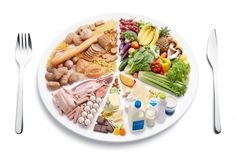 Manger sain et équilibré