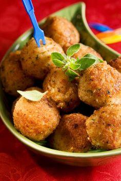 Italian Turkey Meatballs Recipe