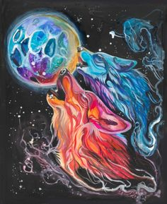 Space Howl by Katy Lipscomb