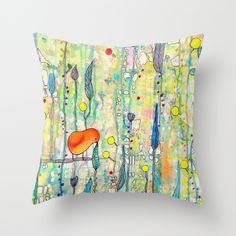 artist pillow