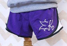 Sigma Kappa Running Shorts