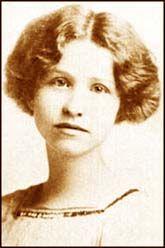 Edna St. Vincent Millay (1892-1950)
