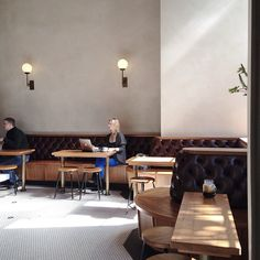 "Sightglass Coffee | @emmatheyellow #instagram.  This is from the ""Cafes to Linger In"" Lady. So cool!"