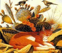 ilustración de Charles Wysocki