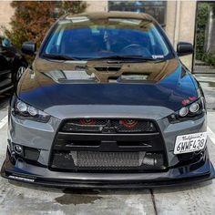 Lexi saved to Sexy Cars, Hot Cars, My Dream Car, Dream Cars, Evolution 10, Mitsubishi Cars, Evo X, Pagani Zonda, Mitsubishi Lancer Evolution