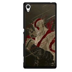 God Of War Kratos TATUM-4744 Sony Phonecase Cover For Xperia Z1, Xperia Z2, Xperia Z3, Xperia Z4, Xperia Z5