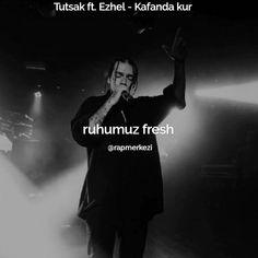 "1,229 Beğenme, 147 Yorum - Instagram'da RAP MERKEZİ (@rapmerkezi): ""@ezhel06 💯 ⚠️Daha fazlası için @rapmerkezi . . . . . . . . . #rap #rapmusic #rapsözleri #rapper…"" Quotations, Rapper, Hip Hop, Tumblr, Songs, Concert, Celebrities, Movie Posters, Film"