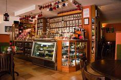 The Teaist: Review: La Teteria, Málaga, Spain