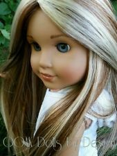 Ooak Custom American Girl Doll Aubrey John Michael Talbot, Custom American Girl Dolls