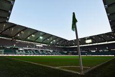 @Wolfsburg Innenansicht des Volkswagen Arena #9ine
