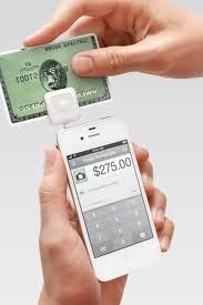 Square Card Reader - Business in your pocket!