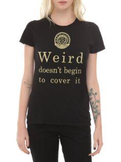 Vampire Academy Weird Girls T-Shirt