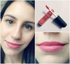 NYX Soft Matte Lip Cream - Antwerp | New in Makeup