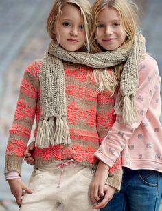 <p>¡Viva la moda! Looks coloridos y de tendencia para la escuela y el tiempo libre.</p>
