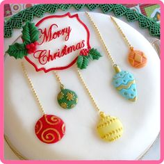 Katy Sue Designs Mould - Christmas Baubles