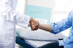 Doctor and patient - Stock Photo - Images