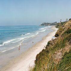 Catch a wave in Cardiff-by-the-Sea, California