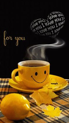 For You Good Morning I Love You