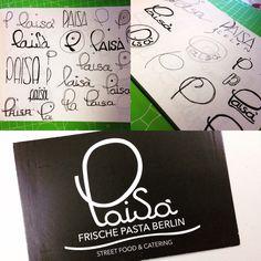 Logo Restyling for Paisà Frische Pasta Berlin