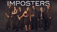 Imposters Staffel 1