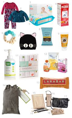 What's In My Diaper Bag: Leslie of Timi + Leslie « Spearmint Baby